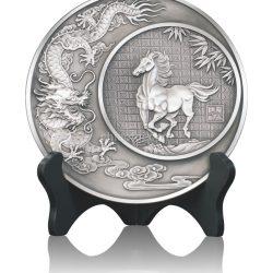 龍馬精神-錫盤