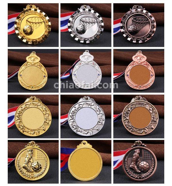 掛帶金銀銅獎牌(其他款式)