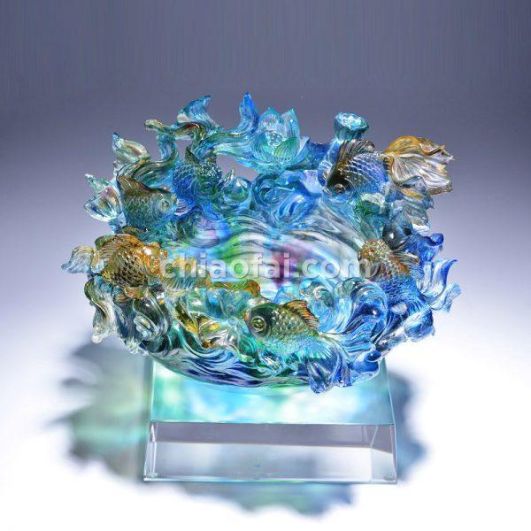 金玉滿堂魚缸